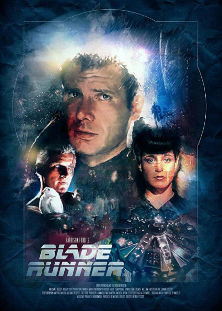 blade runner, bıçak sırtı, blade runner, harrison ford, blade runner 2049