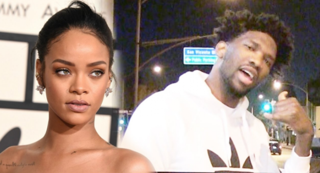 Rihanna Büyü De Gel Dedi, Embiid All-Star'a Girdi