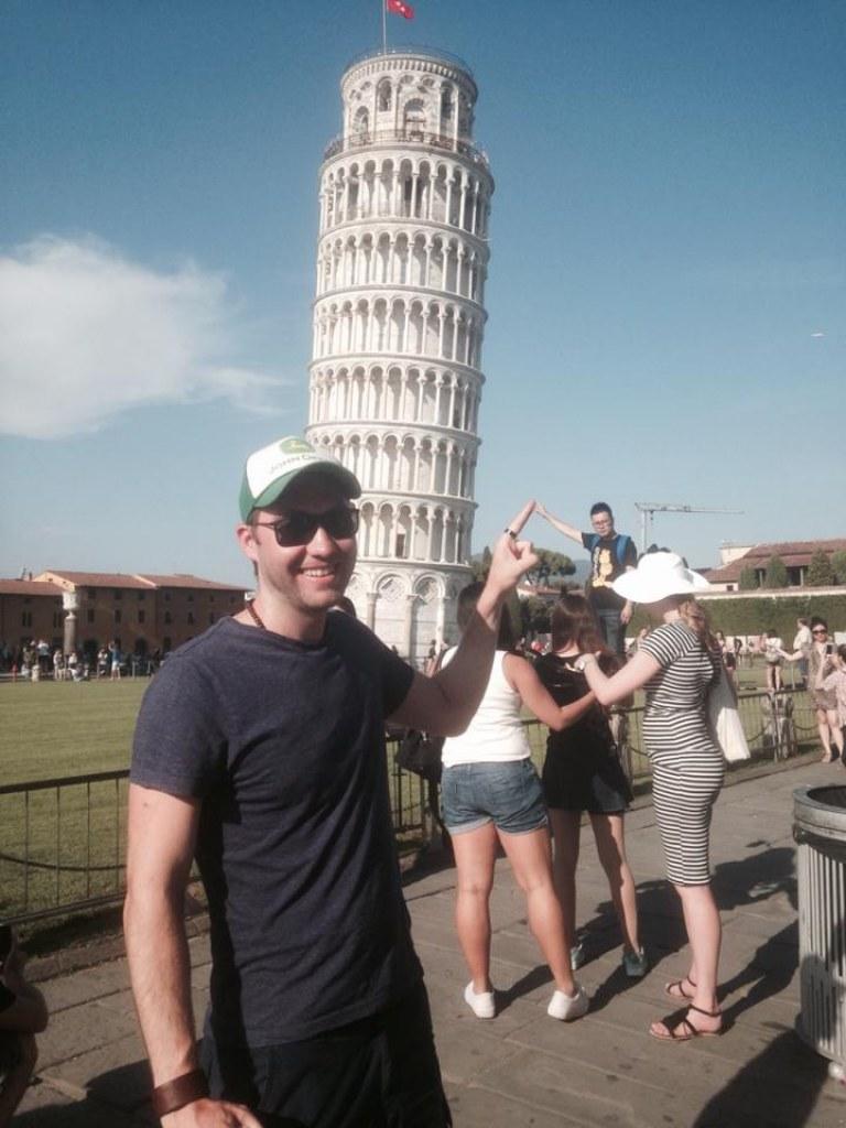 Pisa Kulesi'nin Trolü
