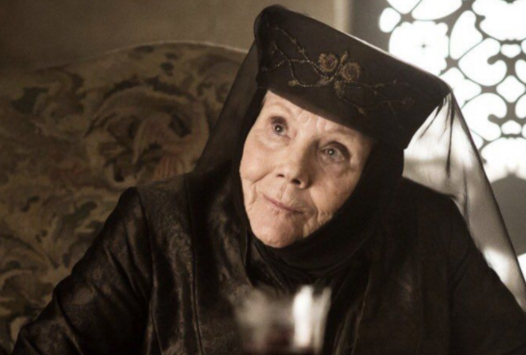 olenna tyrell, game of thrones