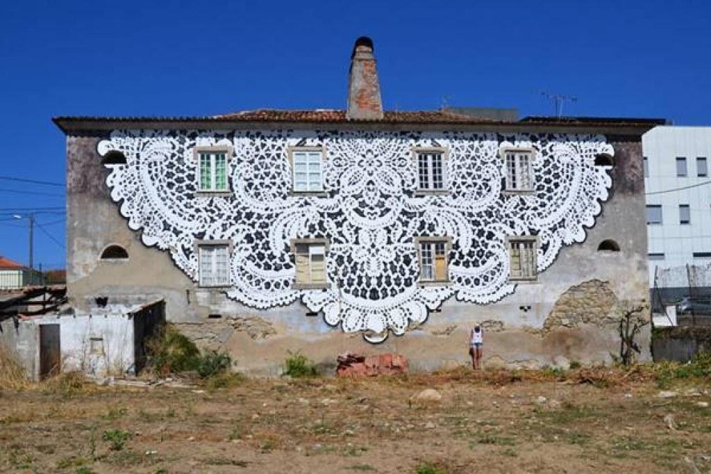 Sokakları Yeni Gelin Evine Çeviren Sanatçı: NeSpoon