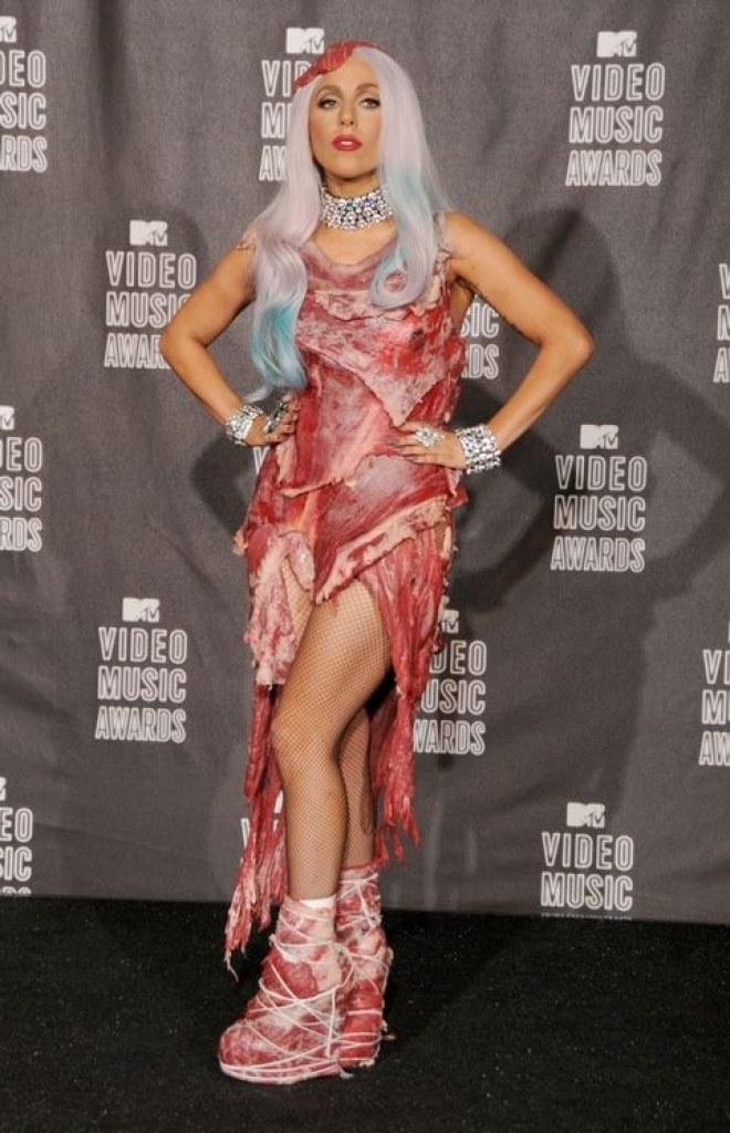 Lady Gaga Görse Çok Beğenirdi Dediğimiz Bir Fotomontaj Serisi