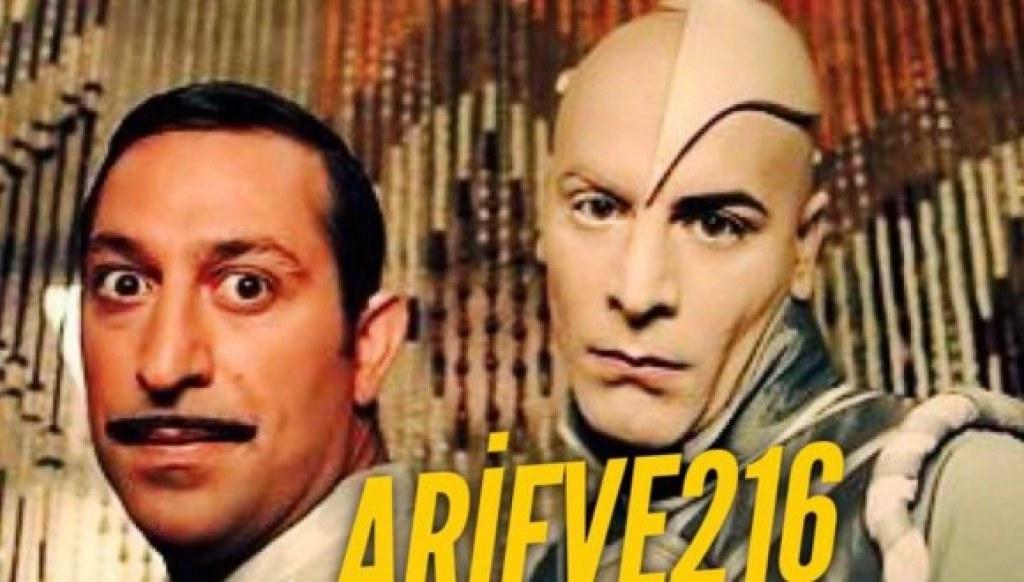 Cem Yılmaz Arif V 216'yı Nasıl Eleştirdi?