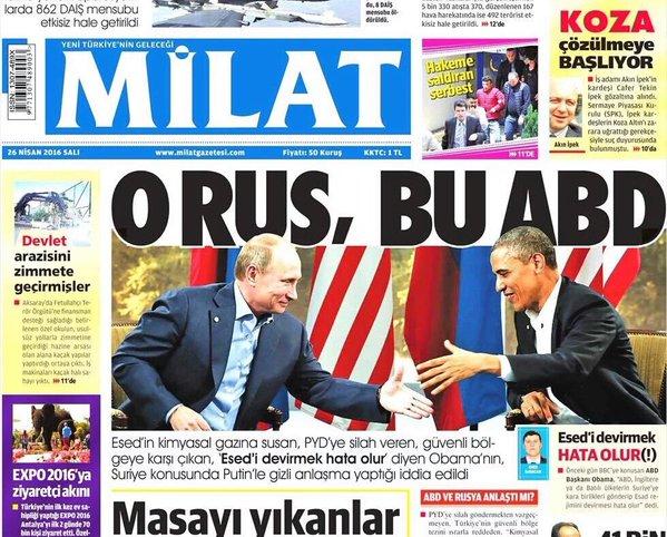 Akıllardan Çıkmayan 40 Gazete Manşeti