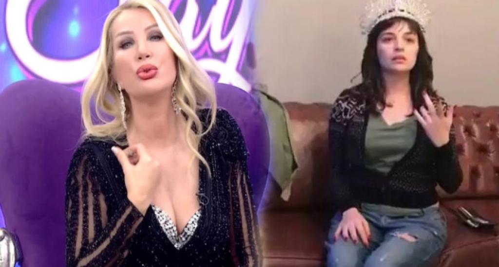 Gonca Vuslateri'nin Seda Sayan Taklidi Türkiye'yi Güldürdü!