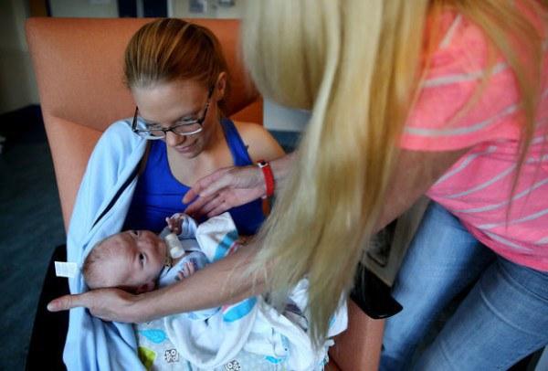 Burnu Olmadan Doğan Bebeğin Hikayesi