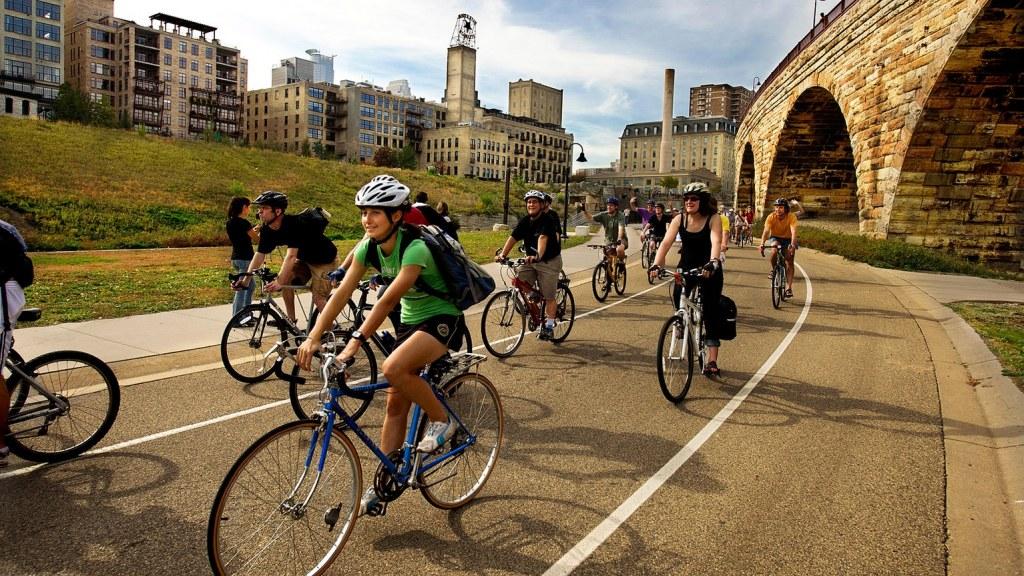 Gitmişken Bisiklet de Sürülebilecek En İyi 10 Şehir