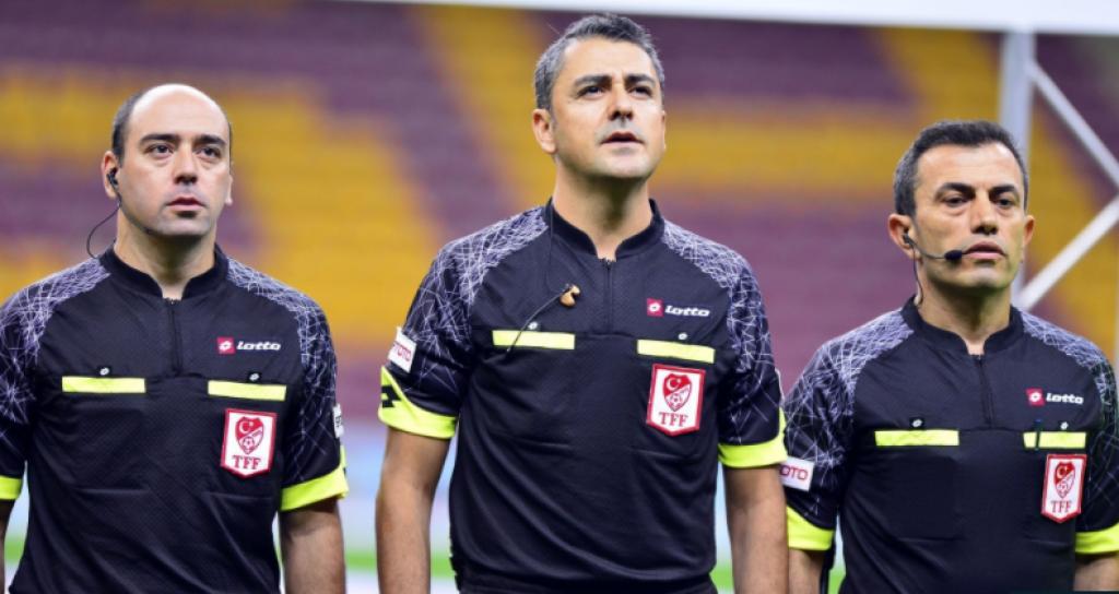 Galatasaray-Fenerbahçe Derbisinin Hakemi Belli Oldu!