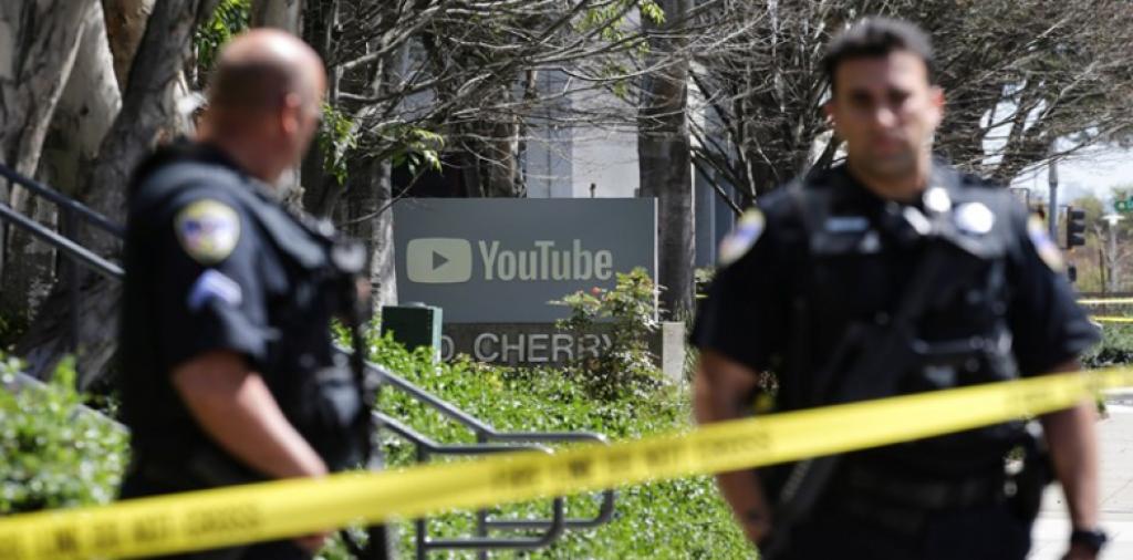 Youtube'un San Bruno Ofisine Silahlı Saldırı