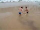Gölde Yüzmek