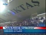 Çevik Kuvvet Beyaz Desene..