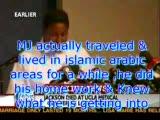 michael jockson müslüman olarak öldü
