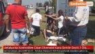 Antalya'da Kontrolden Çıkan Otomobil Karşı Şeride Geçti: 1 Ölü, 1'i Ağır 3 Yaralı
