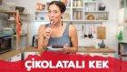 Çikolatalı Kek - Şekersiz (1+ Yaş Tüm Aile) | İki Anne Bir Mutfak