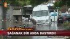 İstanbul'a Sağanak Yağış Bir Anda Bastırdı!