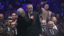 Cumhurbaşkanı Erdoğan'dan Muhteşem Teşrik Tekbiri