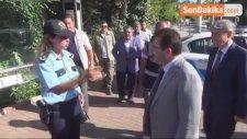 Emniyet Genel Müdürü Selami Altınok Bilecik'ten Sürücülere Seslendi