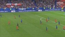Fransa 4-0 Hollanda (Maç Özeti - 31 Ağustos 2017)