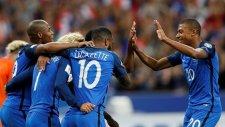 Fransa 4-0 Hollanda - Maç Özeti İzle (31 Ağustos 2017)
