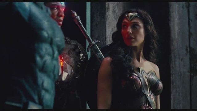 Justice League: Adalet Birliği (2017) Fragman