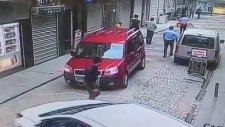 Polisten Kaçarken Boksöre Denk Gelen Hırsız