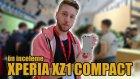Sony'nin Yeni Minik Canavarı Elimizde! Xperia Xz1 Compact Ön İnceleme!