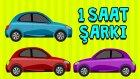 10 Küçük Araba - 1 Saat En Güzel Çocuk Şarkıları