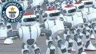 Guinness Rekorlar Kitabına Giren Çinli Robota Göbek Havası Oynattık!