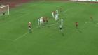 Martin Odegaard'dan muhteşem frikik golü