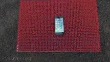 10 Bin Kibrit Üzerinde iPhone 7 Yakmak