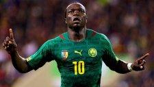 Aboubakar'ın Nijerya'ya penaltıdan attı