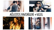 Ağustos Favorileri +vlog - Evlilik Yıldönümü, Lansmanlar, Ev Hali