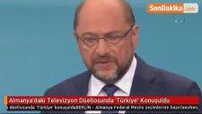 Almanya'daki Televizyon Düellosunda 'Türkiye' Konuşuldu