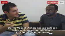 Ankaragücü'nün Eski Futbolcusu Vassell: Tuvaletler Yerdeki Delikti, İçine Düşmekten Korktum