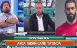Arda Turan'dan Ahmet Çakar'a Muhteşem Kapak