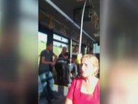 Askerleri Otobüse Almayan Şoför - İstanbul