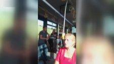 Askerleri Otobüse Almayan Şoför