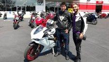 Ducati 959 Panigale Almaya Gittik