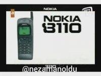 Nokia 3110 Reklamı - Şafak Sezer