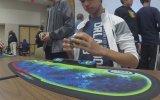 Rubik Küpünü 4.69 Saniyede Çözerek Dünya Rekoru Kırmak