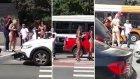 Bikinili Kızları Göreceğim Derken Kaza Yapan Şoför