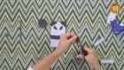 Panda Telefon Kılıfı Nasıl Yapılır?