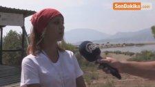 Caretta Carettaları Gönüllü Gençler Koruyor