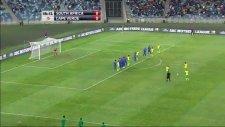 Garry Rodrigues Milli Takım'da 2 Gol Attı (Güney Afrika 1-2 Yeşil Burun Adaları)