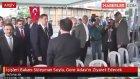 İçişleri Bakanı Süleyman Soylu, Gore Adası'nı Ziyaret Edecek
