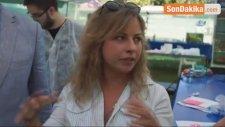 Pasta Yapmayı Öğrenmek İçin İncirliova'da Kampa Girdiler