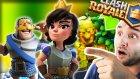 Prensesle Düşük Levelleri Trollüyorum - Clash Royale