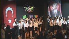 23 Nisan Etkinliği Kutlamalar Okul Gösterisi Çocuk Bayramı Fatih Mektebim Okulu 23.04.2015