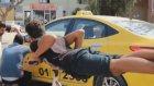 Adanalı Gencin Trafikte Kendini Superman Sanması