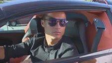 Cristiano Ronaldo'nun Yeni Oyuncağı
